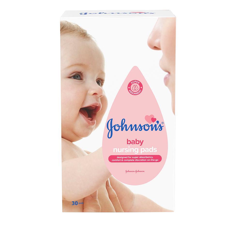 Johnson's® tampoane pentru sân de unică folosință
