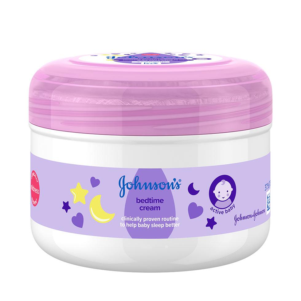 Johnson's® cremă Bedtime®